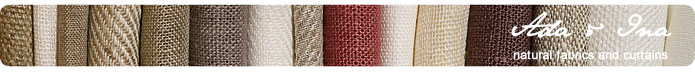 Linen Fabric for curtains upholstery UK buy online supplier for trade retailer Cotton Curtains