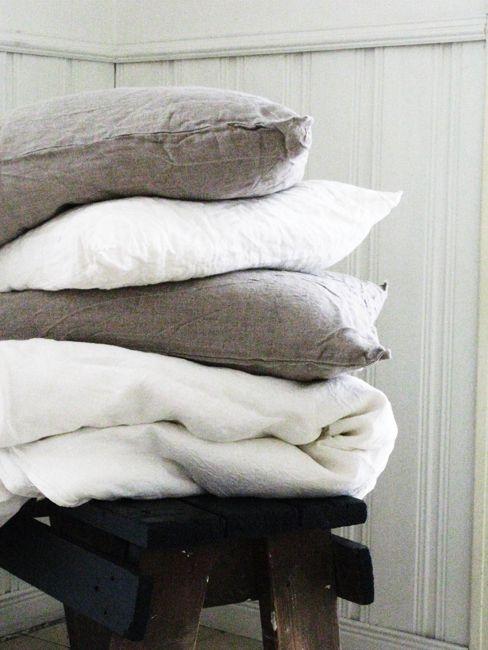 Wie Sie Ihre Bettwäsche Waschen